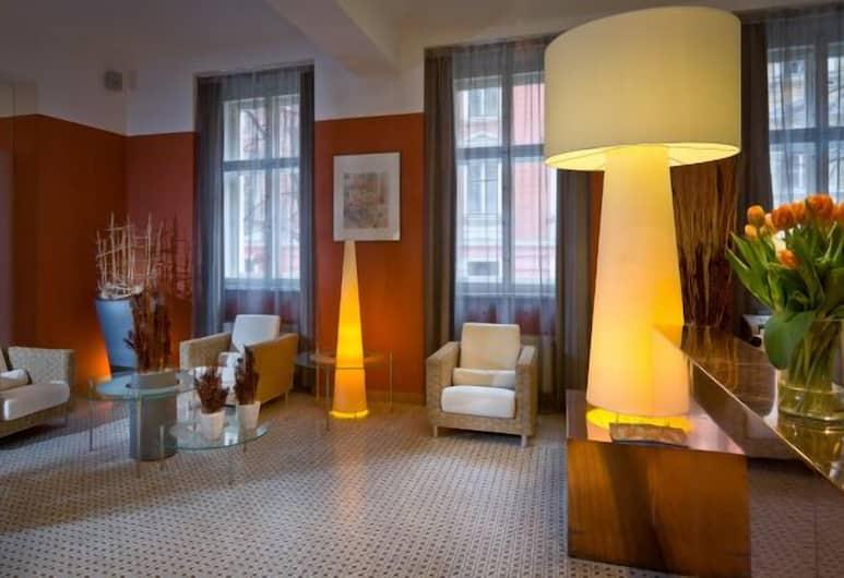 Mamaison Residence Belgicka, Prague, Lobby