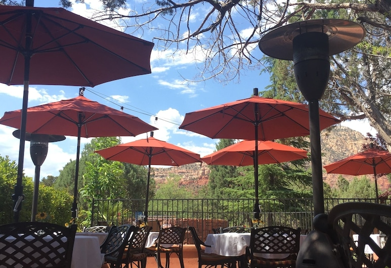 Casa Sedona Inn, Sedona, Outdoor Dining
