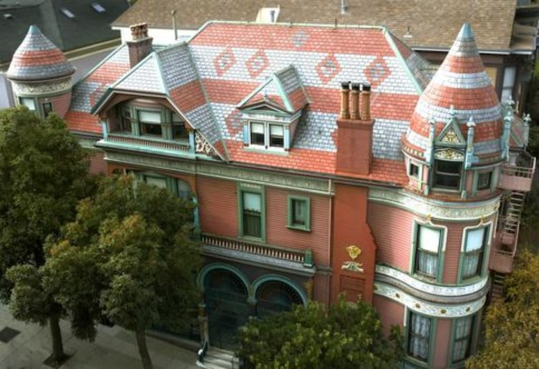 Chateau Tivoli Bed and Breakfast, San Francisco