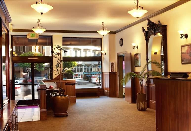 โรงแรมเซนต์ปอล, ซานฟรานซิสโก