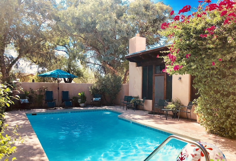Adobe Rose Inn Bed and Breakfast, Tucson, Outdoor Pool