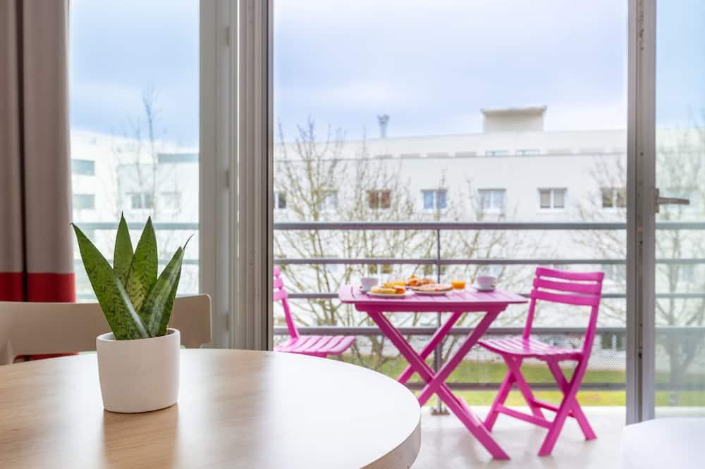 Studio Double Balcon - Balcony
