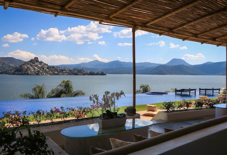 El Santuario Resort & Spa, Valle de Bravo, Seeblick