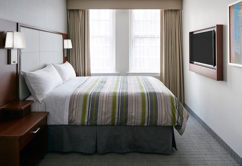 Club Quarters Hotel in Houston, Houston, Suite - 1 soveværelse - tekøkken (a), Værelse