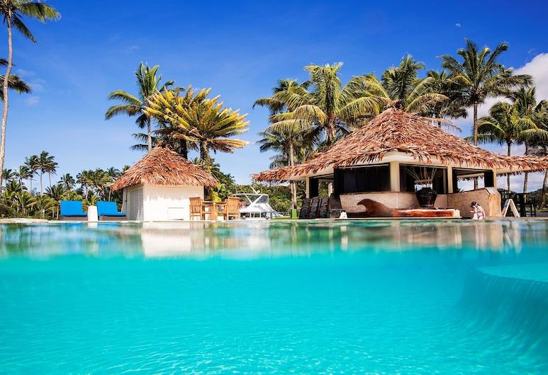 The Pearl South Pacific Resort, Pacific Harbour, Vonkajší bazén