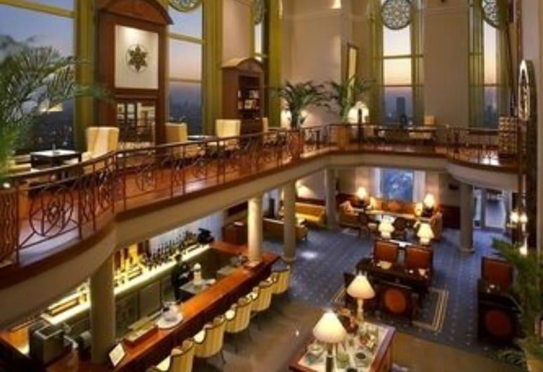 آي تي سي جراند سنترال، أحد فنادق لوكشري كولكشن، مومباي, مومباي, منطقة الانتظار في الردهة