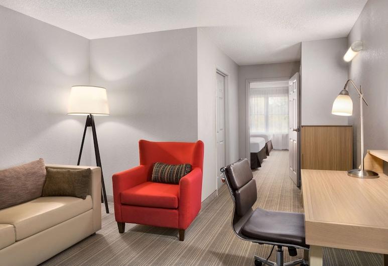 Country Inn & Suites by Radisson, Summerville, SC, Summerville, Suite, 1 slaapkamer, niet-roken, Kamer