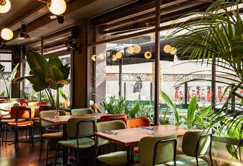 Sixties Ramblas, Barcelona, Restaurant
