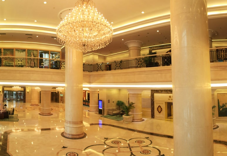 Guanganmen Grand Metropark Hotel Beijing, Beijing, Lobby