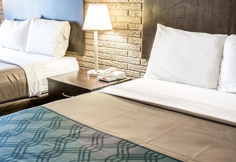 Rodeway Inn & Suites Wilmington North, Wilmington, Chambre Standard, 2 grands lits, fumeurs, Chambre