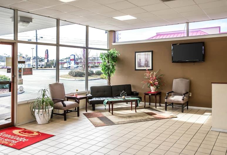 Rodeway Inn & Suites Wilmington North, ווילמינגטון, לובי
