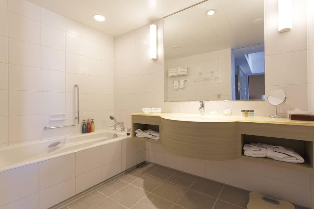 プレミア ツインルーム 禁煙 - バスルーム