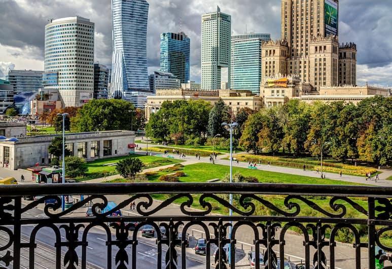 Polonia Palace Hotel, Warszawa, Utsikt från luften