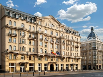 Warszawa — zdjęcie hotelu Polonia Palace Hotel