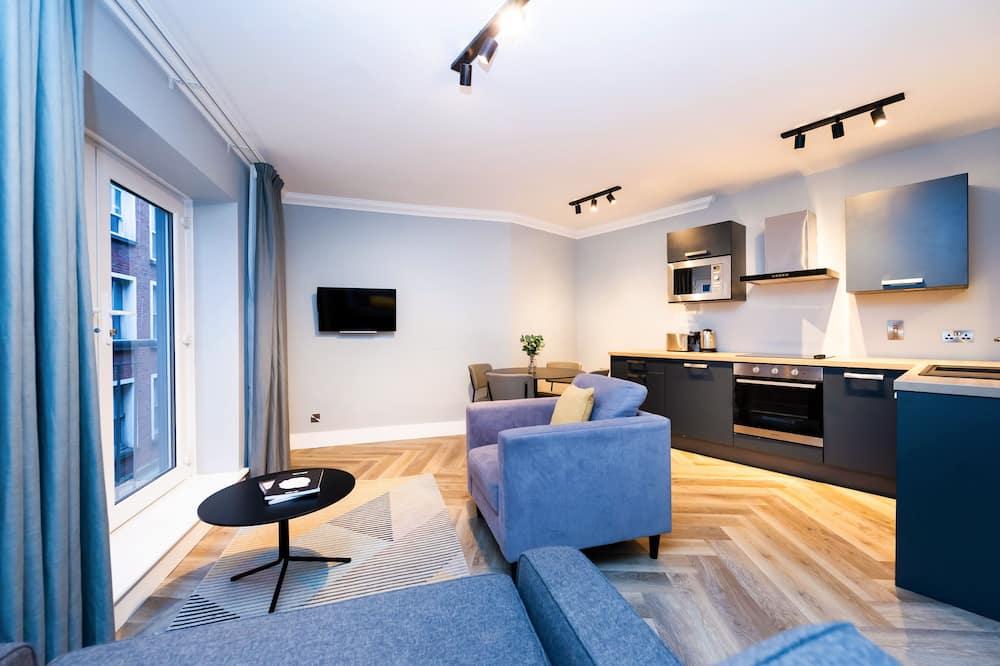 Стандартні апартаменти, 1 спальня - Житлова площа