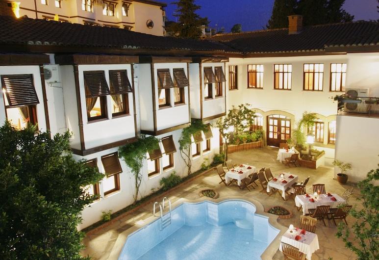 Aspen Hotel - Special Class, Antalya, Blick vom Hotel