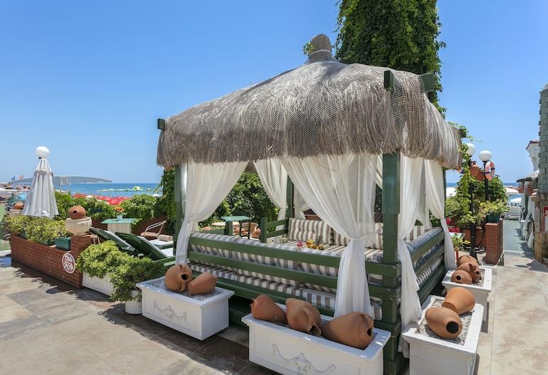 Club Hotel Sera - All Inclusive, Antalya, Terras