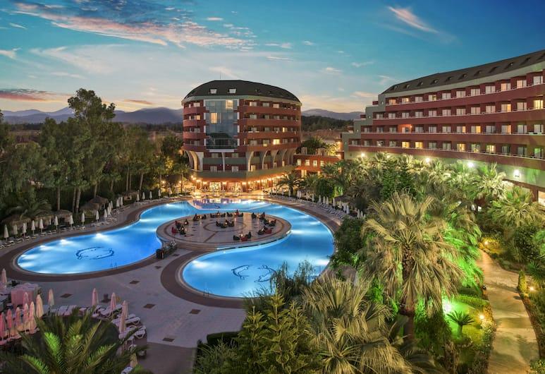 Delphin Deluxe Resort Hotel - All Inclusive, Alanya, Açık Yüzme Havuzu