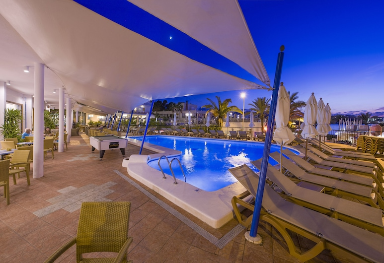 Hotel Osiris Ibiza, Sant Antoni de Portmany, Zwembad