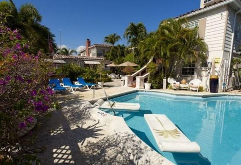 La Casa Del Mar, Fort Lauderale, Açık Yüzme Havuzu