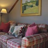 Junior Suite, 1 queen size krevet, djelomičan pogled na ocean - Dnevni boravak