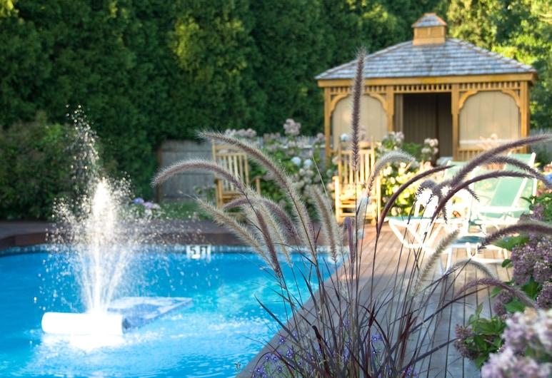 海濱布魯斯特旅館, 布魯斯特, 室外游泳池