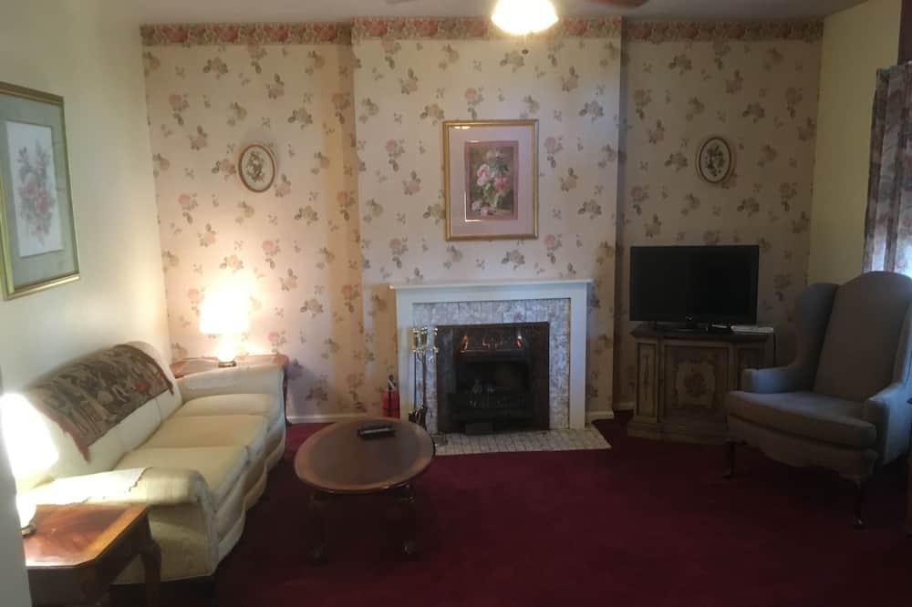 ห้องสวีท (Copland) - พื้นที่นั่งเล่น