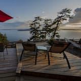 Superior szoba, kilátással az óceánra - Terasz/udvar