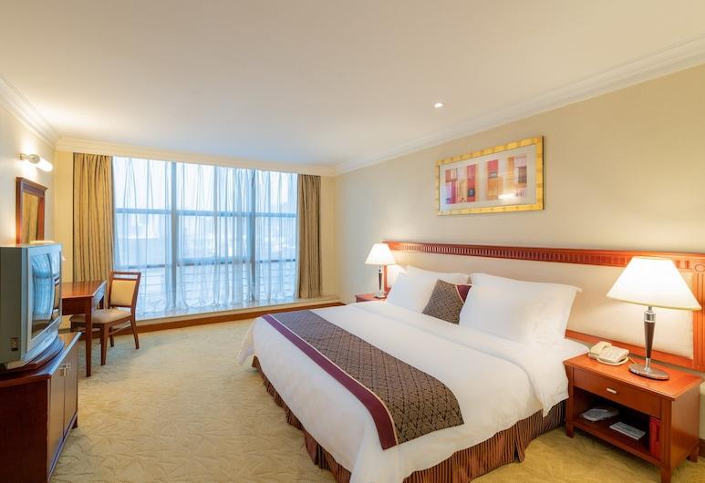 Metropark Hotel Shenzhen, Shenzhen, Executive Suite, Living Area