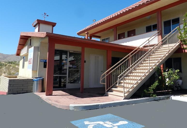 High Desert Motel Joshua Tree National Park, Joshua Tree, Entrée intérieure