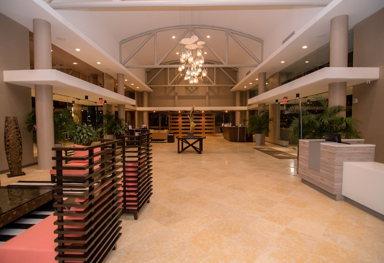 Verdanza Hotel San Juan, Carolina, Vastuvõtuala