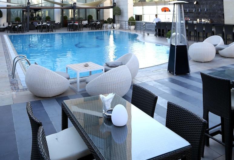 Kempinski Hotel Amman Jordan, Amman, Outdoor Wedding Area