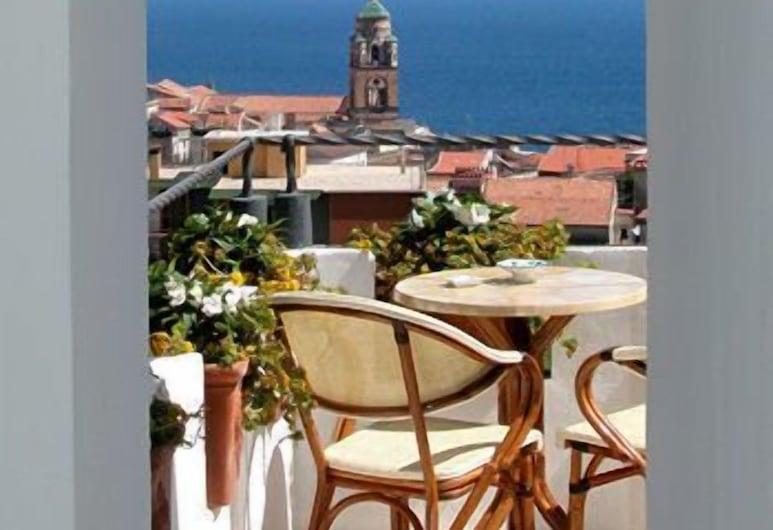Villa Lara Hotel, Amalfi, Balcony