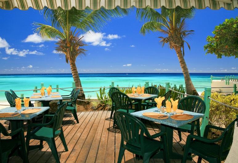 蓝兰花海滩酒店, 沃辛, 酒店内酒吧