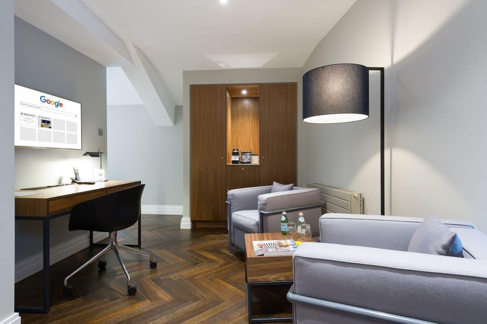 Apartmán typu Business (Club) - Obývacie priestory