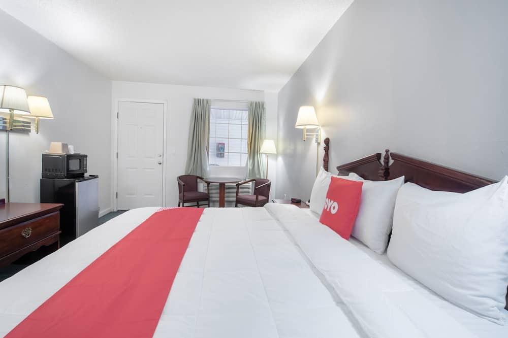 Premium-Zimmer, 1King-Bett - Zimmer