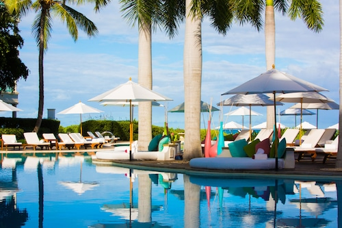 特克斯和凱科斯群島棕櫚酒店/