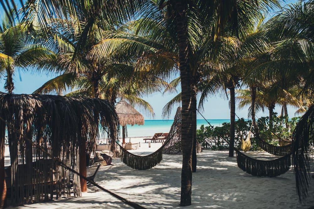 HABITACION FRENTE A LA PLAYA (2 PAX) - Paplūdimys
