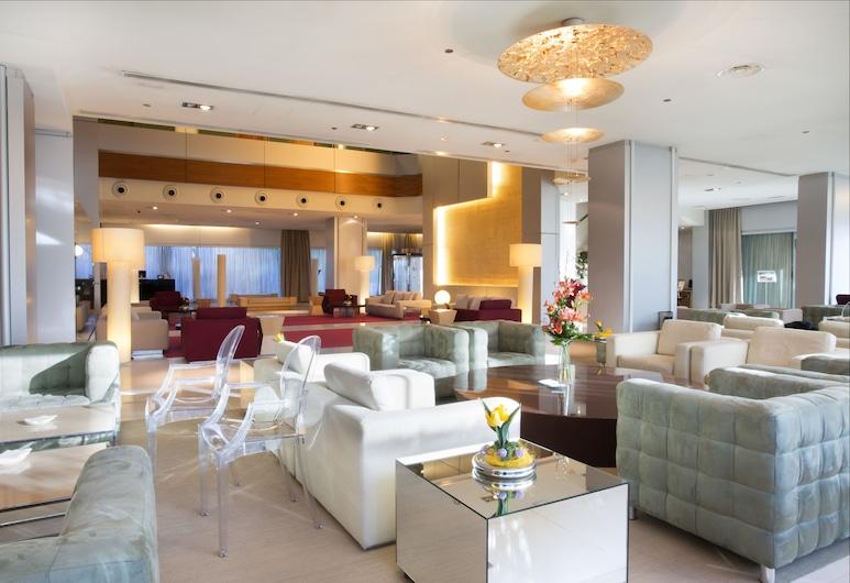 Hotel Nuevo Madrid, Madryt, Bar hotelowy