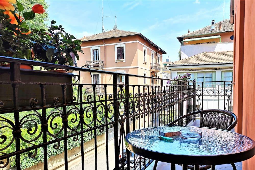 Habitación con 2 camas individuales, 2 camas individuales - Terraza o patio