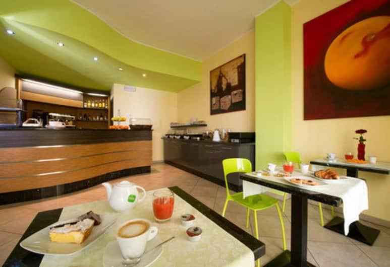 維尼尼酒店, 米蘭, 早餐區