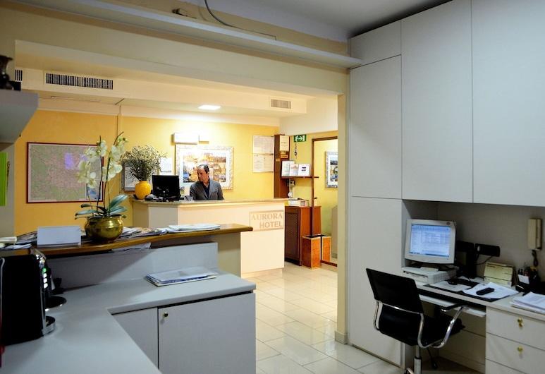 Hotel Aurora, Milano, Reception