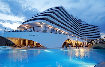 Top 10 All Inclusive Hotels In Antalya Turkey Hotels Com
