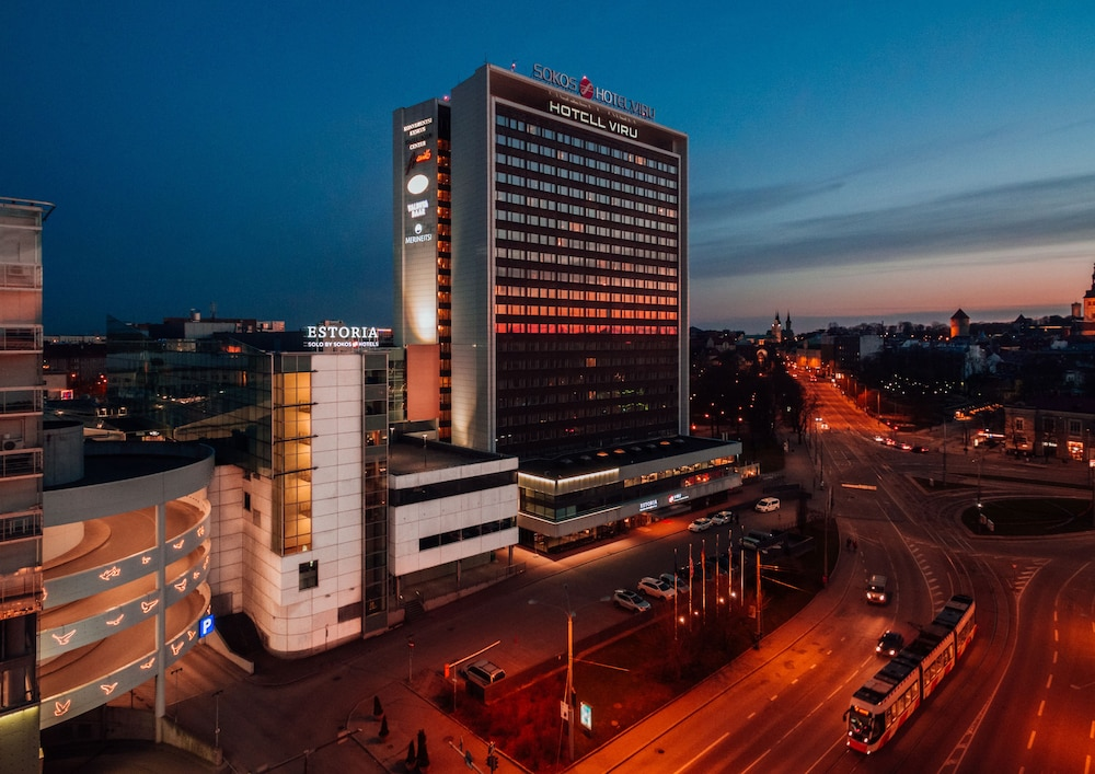 Original Sokos Hotel Viru, Tallinn
