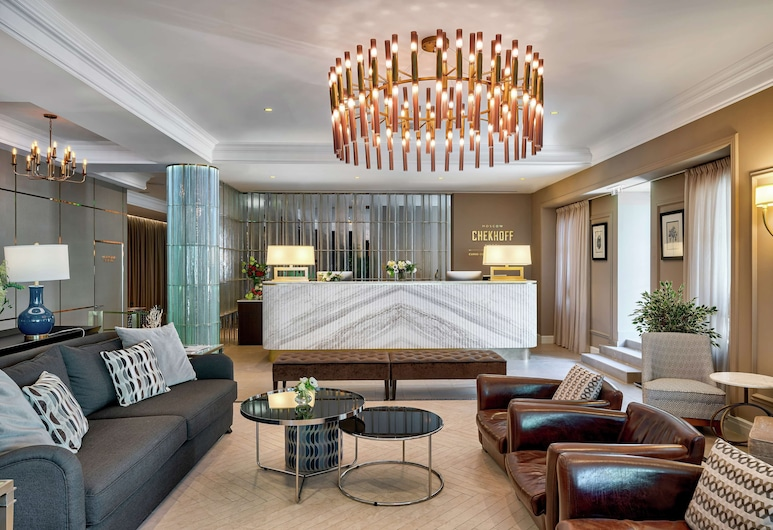 Chekhoff Hotel Moscow Curio Collection by Hilton, Moskwa