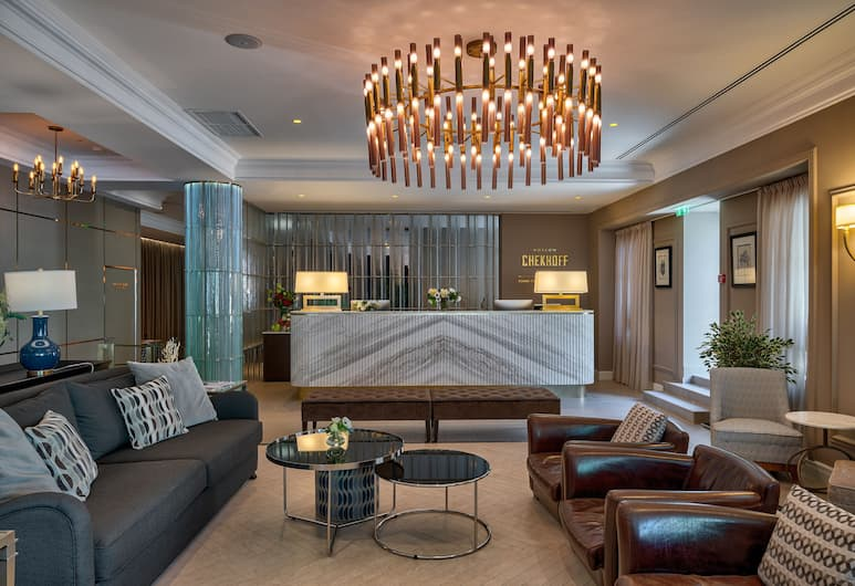 Chekhoff Hotel Moscow, Curio Collection by Hilton, Moscou, Hall