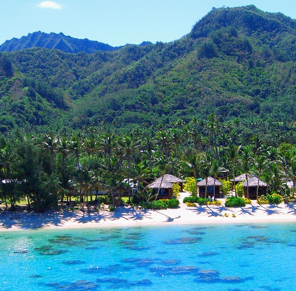 Cook Islands Beaches: Book Rarotonga Beach Bungalows In Rarotonga