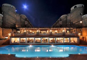 Arzachena bölgesindeki Grand Hotel Smeraldo Beach resmi