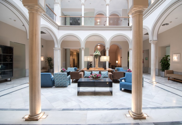Petit Palace Marqués Santa Ana, Seville, Priestory na sedenie v hale