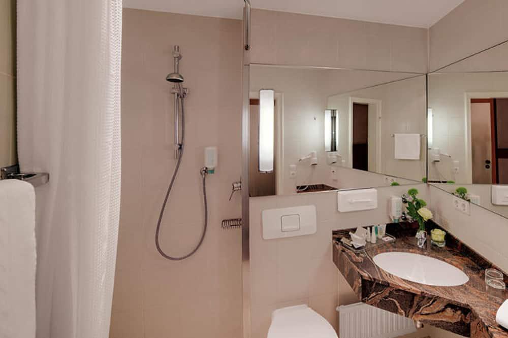 Habitación Confort doble, vistas a la ciudad - Cuarto de baño